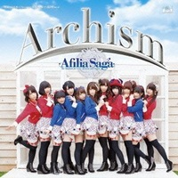 「Archism(アーチズム)」【通常盤】